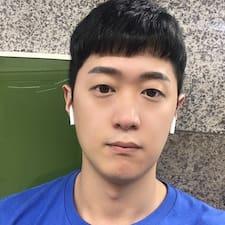 Användarprofil för Deok Hyun