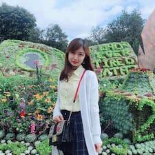 Xinrui felhasználói profilja