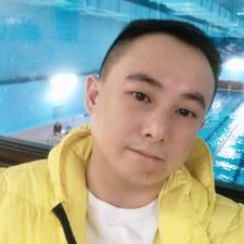 Bing Yu felhasználói profilja