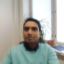 Suvash User Profile