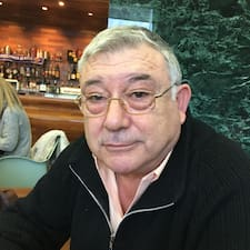 Profil Pengguna Vicente