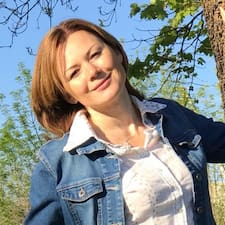 Tetiana Brukerprofil
