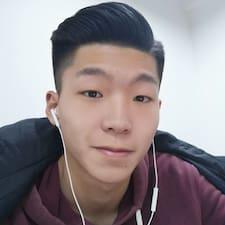 郭麟鹏 - Uživatelský profil