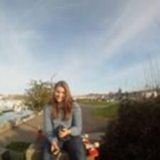 Mathilde felhasználói profilja