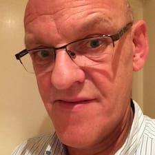 Hugh felhasználói profilja