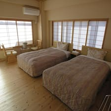 Profil utilisateur de 民宿innしらはま 駅の宿