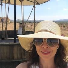 Iliana Barba User Profile