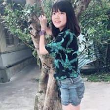 Gebruikersprofiel 玉涵