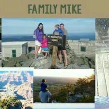 Perfil de usuario de Michael (Mike)