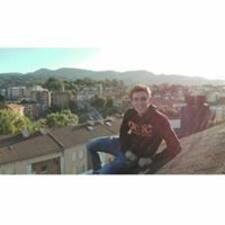 Ioritz felhasználói profilja