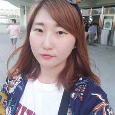 Användarprofil för Kyung Ae