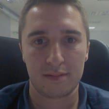 Användarprofil för Nikolay