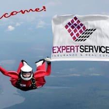 Профиль пользователя ExpertServices