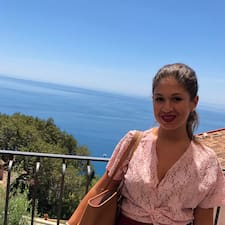 Profil utilisateur de Maria Rossella