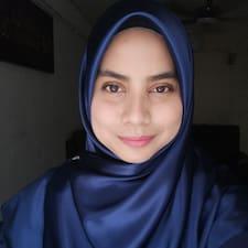 Profil utilisateur de Nurul