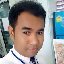 Profil Pengguna Wiraphon