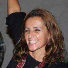 Användarprofil för Maria Leticia