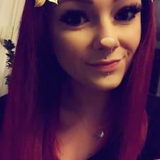 Profil utilisateur de Celina