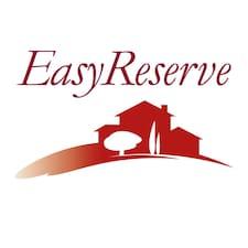 Easy Reserve Brugerprofil
