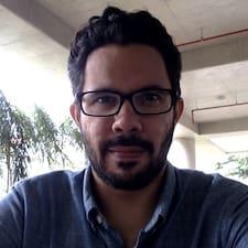 Nutzerprofil von Maurício