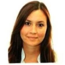 Henkilön Ximena Alexandra käyttäjäprofiili