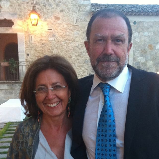 Profil utilisateur de Angela & Giuseppe