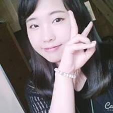 Användarprofil för Yu-Jeong