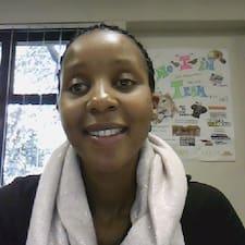 Profil utilisateur de Sanele Akhile