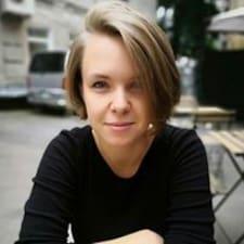 Profil utilisateur de Алиса