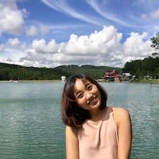 Irene felhasználói profilja