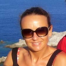 Maristella felhasználói profilja