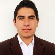 Profil Pengguna Jorge Alfonso