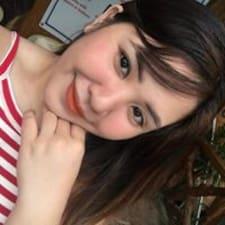 Vina Rose felhasználói profilja