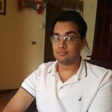 Profil Pengguna Anuj