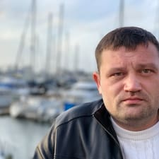 Oleg felhasználói profilja