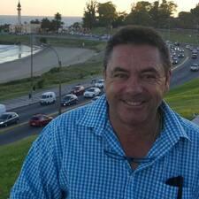 Jose Ramon felhasználói profilja