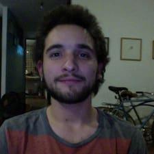Perfil do utilizador de Andrés