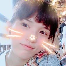 Профиль пользователя 婧雯