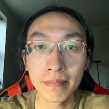 Tianyi felhasználói profilja