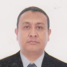 Profil Pengguna Luis Guillermo