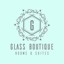 Glass Boutique felhasználói profilja