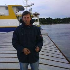 Klaudio User Profile