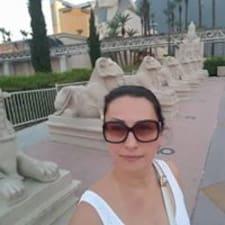 Vesela User Profile