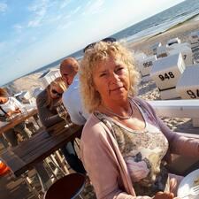Gerda felhasználói profilja