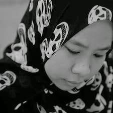 Profil utilisateur de Ruhaya