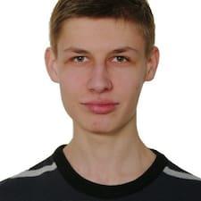 Профіль користувача Petras