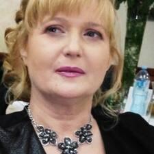 Profil Pengguna Tatjana