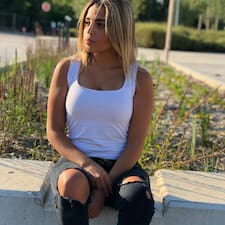 Profil utilisateur de Camilia
