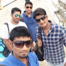 Sai Sharath felhasználói profilja