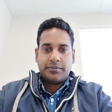 Akbar felhasználói profilja